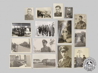 Germany, Wehrmacht. A Mixed Lot of Private Wartime Photographs