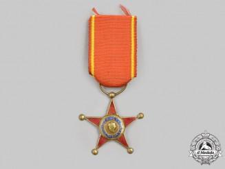 Spain, Kingdom. A Royal Order Of Spain, III Class Knight, c.1900