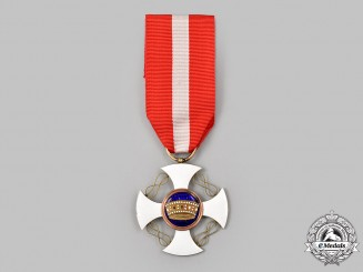 Italy, Kingdom. An Order of the Crown of Italy, III Class Commander, c.1935