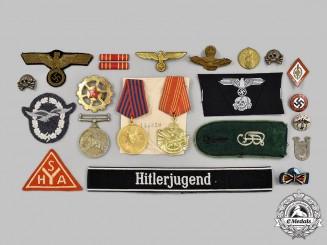 Germany, United Kingdom, Croatia, Yugoslavia. A Lot of Twenty Items