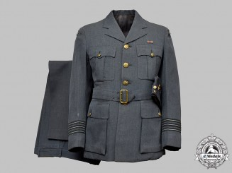 Canada, Commonwealth. A Royal Canadian Air Force Wing Commander's Dress Uniform