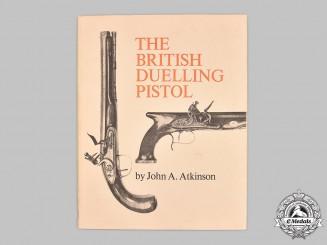 United Kingdom, Canada. The British Duelling Pistol
