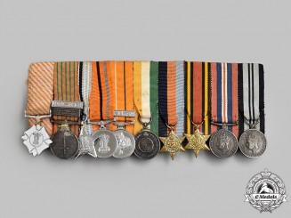 India, Republic. A Second War Vayu Sena Miniature Group