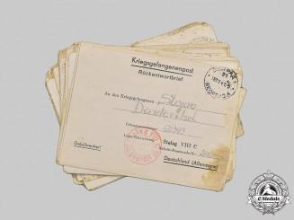 Yugoslavia, Kingdom. An Extensive Lot of Serbian POW Camp Correspondence from Stalag VIII-C