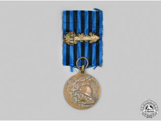 Italy, Kingdom. A Second Italo-Ethiopian War Campaign Medal 1935-1936