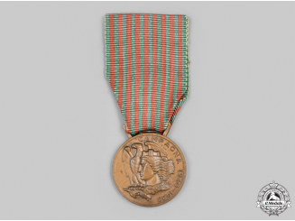 Italy, Kingdom. A Second War Medal for the War of 1940-1943