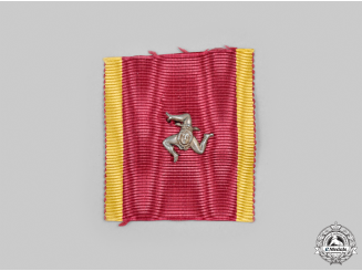 Italy, Kingdom of the Two Sicilies. A Ribbon Bar of the Royal Order of the Two Sicilies