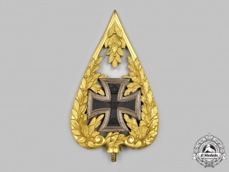 Germany, Imperial. An 1870 Grand Cross of the Iron Cross Flag Top