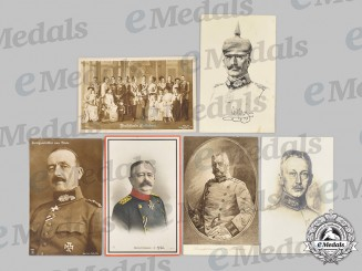 Germany, Imperial. A Lot of Patriotic Postcards