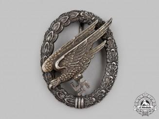 Germany, Luftwaffe. A Fallschirmjäger Badge, by G.H. Osang