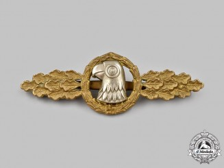 Germany, Luftwaffe. A Reconnaissance Clasp, Bronze Grade, by Imme & Sohn