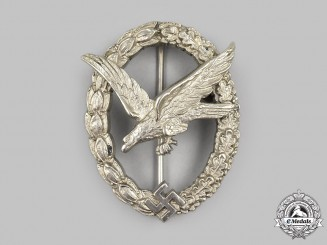 Germany, Luftwaffe. An Air Gunner and Flight Engineer Badge, by Imme & Sohn