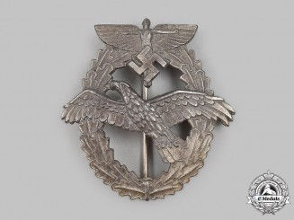 Germany, NSFK. A Rare Motor Pilot's Badge, Type III
