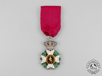 A Belgian Order of Leopold; Knight, c.1900