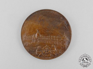 A Brazilian National Exposition at Rio de Janiero Gold Grade Medal, 1908