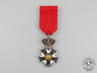 France. A Legion D'Honneur, Knight, Model of the Second Empire (1852-1870)