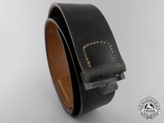 A 1941 Black Belt by Poeschl Rohrbach