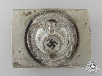 An  SA (Sturmabteilungen) Feldjägerkorps and Stabswachen Belt Buckle; Published Example