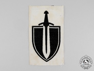 An Unissued First Pattern Wehrmacht Heer (Army) Sports Vest Insignia