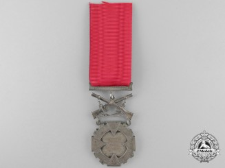 An 1869 Queen's Own Rifles Merchant's Medal to No. 4 Company