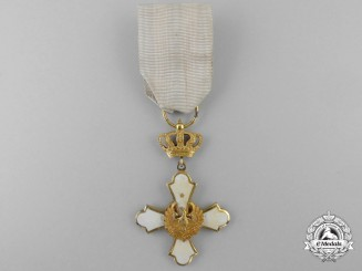 A Greek Order of the Phoenix; Officers Cross