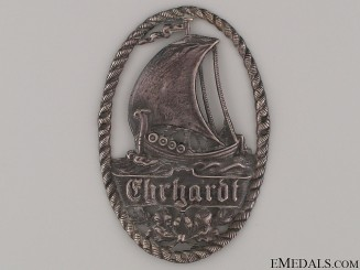 Marinebrigade Ehrhardt Sleeve Badge