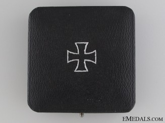 Meybauer Case for Iron Cross 1st Class 1939