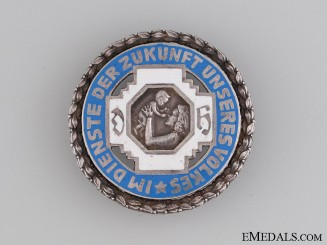 Midwives Organization Silver Merit Badge