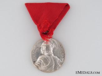 Milosh Obilich Medal for Bravery