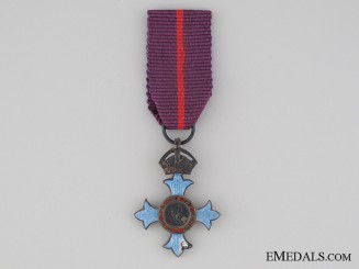 Minature Commander Order of the British Empire