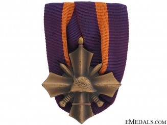 Mobilisation War Cross 1939-1945