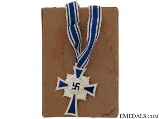 Mother's Cross - Silver Grade