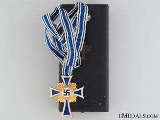 Mother's Cross, Gold Grade by Juncker