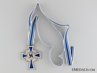 Mother's Cross; Silver Grade