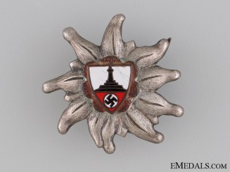 Mountain Troops Veteran's Badge