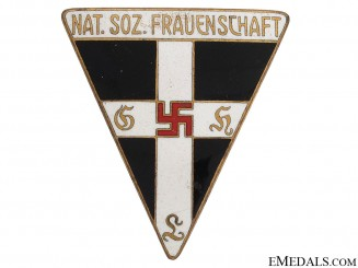 N.S. Frauenschaft Badge