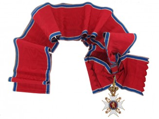 The Royal Norwegian Order of St. Olav Type I