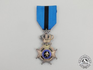 Belgium. A Order of Leopold; Knight