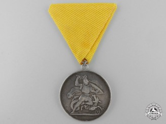 Austrian, Imperial. An Army Fencing Competition Medal, 1906