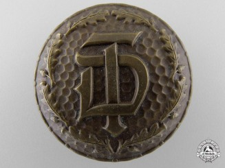 A Deutsche Turnerschaft Badge
