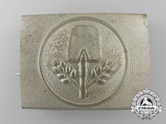 A German Volunteer Labour Service (FAD = Freiwilliger Arbeitsdienst) Belt Buckle