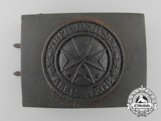 A Third Reich Period German Order (Jungdeutscher Orden) Belt Buckle