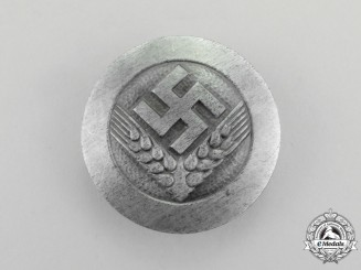 "An RADwJ (National Labor Service of Female Youths) ""Arbeitsmaid"" Rank Brooch"