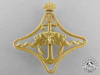 A Mint Italian Cruisers War Navigation Badge; 2nd Degree