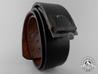 "A German 15th Infantry Regiment Belt by ""KERN KLAGER & Co NEU-ULM"