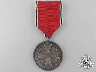 A German Eagle Order; Silver Merit Medal