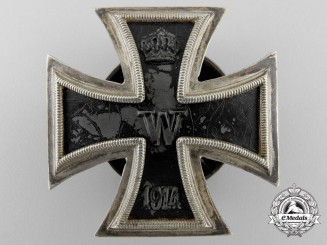 Germany, Imperial. An Iron Cross 1914, I Class