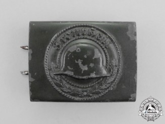 A Front Heil Veteran's Organization Standard Issue Belt Buckle