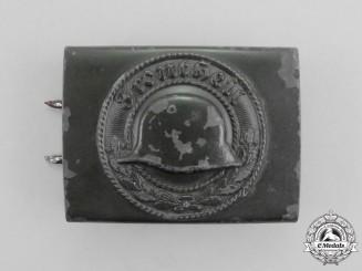 A Front Heil Veteran's Organization Standard Issue Belt Buckle