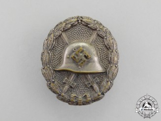A German Condor Legion Silver Grade Wound Badge